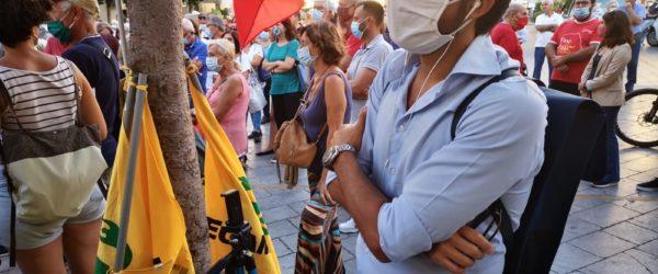 Altofonte: Stop Incendi In Sicilia